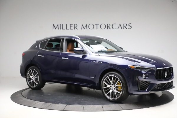 New 2020 Maserati Levante Q4 GranSport for sale $86,685 at Rolls-Royce Motor Cars Greenwich in Greenwich CT 06830 10