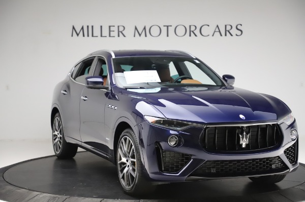 New 2020 Maserati Levante Q4 GranSport for sale $86,685 at Rolls-Royce Motor Cars Greenwich in Greenwich CT 06830 11