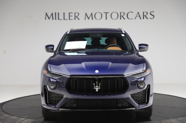New 2020 Maserati Levante Q4 GranSport for sale $86,685 at Rolls-Royce Motor Cars Greenwich in Greenwich CT 06830 12