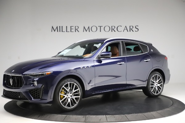 New 2020 Maserati Levante Q4 GranSport for sale $86,685 at Rolls-Royce Motor Cars Greenwich in Greenwich CT 06830 2