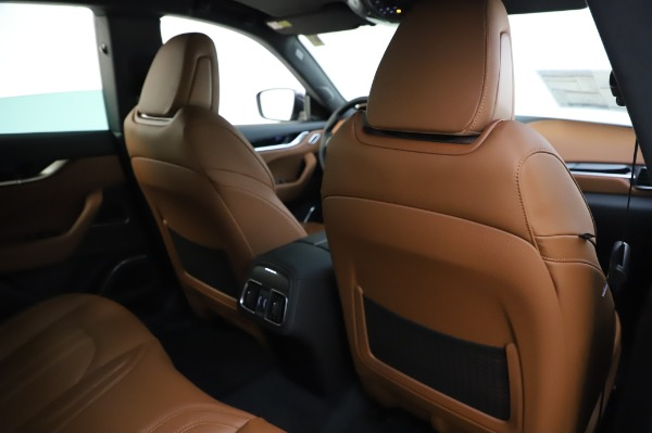 New 2020 Maserati Levante Q4 GranSport for sale $86,685 at Rolls-Royce Motor Cars Greenwich in Greenwich CT 06830 28
