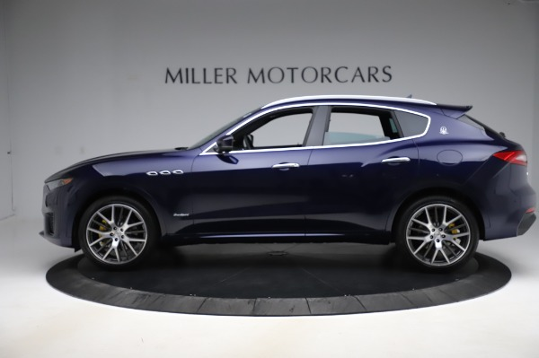 New 2020 Maserati Levante Q4 GranSport for sale $86,685 at Rolls-Royce Motor Cars Greenwich in Greenwich CT 06830 3