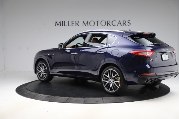 New 2020 Maserati Levante Q4 GranSport for sale $86,685 at Rolls-Royce Motor Cars Greenwich in Greenwich CT 06830 4