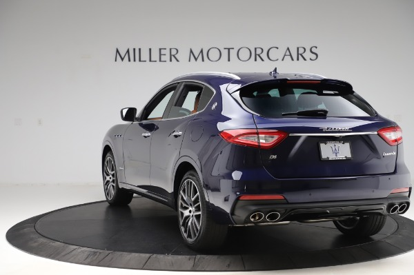 New 2020 Maserati Levante Q4 GranSport for sale $86,685 at Rolls-Royce Motor Cars Greenwich in Greenwich CT 06830 5