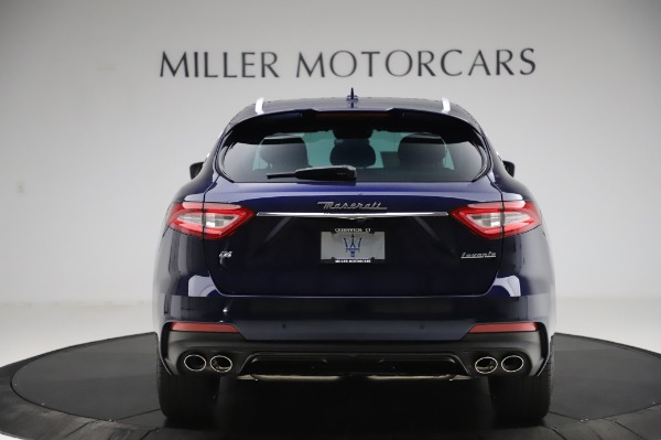 New 2020 Maserati Levante Q4 GranSport for sale $86,685 at Rolls-Royce Motor Cars Greenwich in Greenwich CT 06830 6