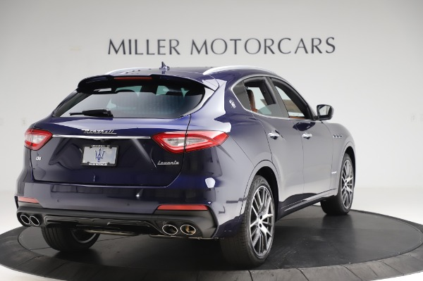 New 2020 Maserati Levante Q4 GranSport for sale $86,685 at Rolls-Royce Motor Cars Greenwich in Greenwich CT 06830 7