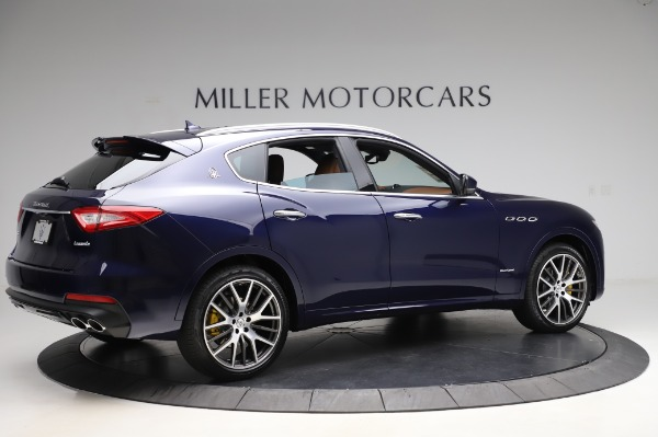 New 2020 Maserati Levante Q4 GranSport for sale $86,685 at Rolls-Royce Motor Cars Greenwich in Greenwich CT 06830 8