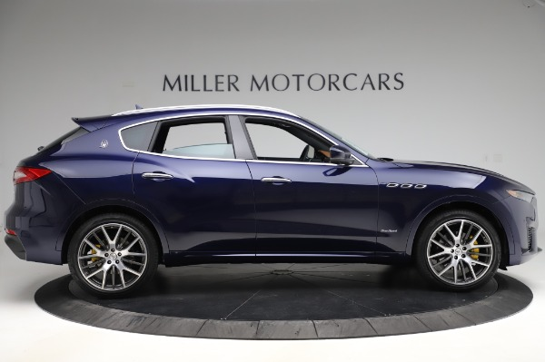 New 2020 Maserati Levante Q4 GranSport for sale $86,685 at Rolls-Royce Motor Cars Greenwich in Greenwich CT 06830 9