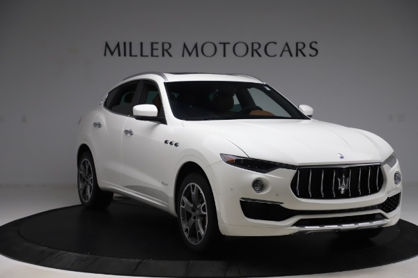 New 2020 Maserati Levante Q4 GranLusso for sale $87,449 at Rolls-Royce Motor Cars Greenwich in Greenwich CT 06830 11