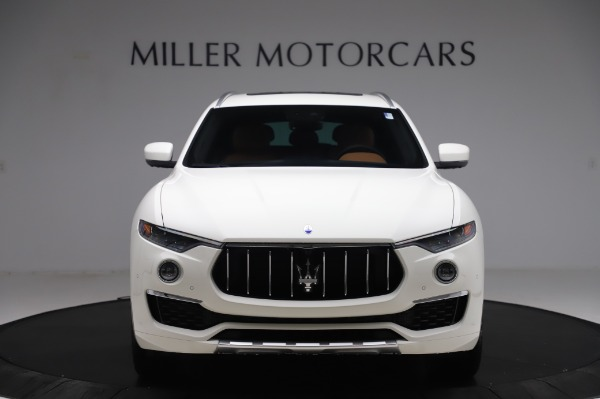 New 2020 Maserati Levante Q4 GranLusso for sale $87,449 at Rolls-Royce Motor Cars Greenwich in Greenwich CT 06830 12