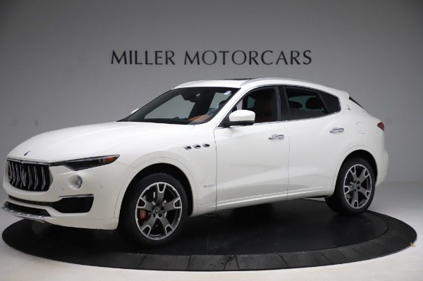 New 2020 Maserati Levante Q4 GranLusso for sale $87,449 at Rolls-Royce Motor Cars Greenwich in Greenwich CT 06830 2