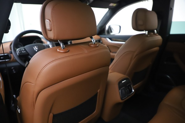 New 2020 Maserati Levante Q4 GranLusso for sale $87,449 at Rolls-Royce Motor Cars Greenwich in Greenwich CT 06830 21