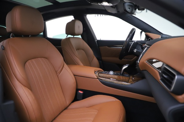New 2020 Maserati Levante Q4 GranLusso for sale $87,449 at Rolls-Royce Motor Cars Greenwich in Greenwich CT 06830 23