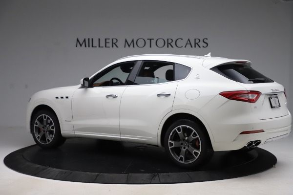 New 2020 Maserati Levante Q4 GranLusso for sale $87,449 at Rolls-Royce Motor Cars Greenwich in Greenwich CT 06830 4