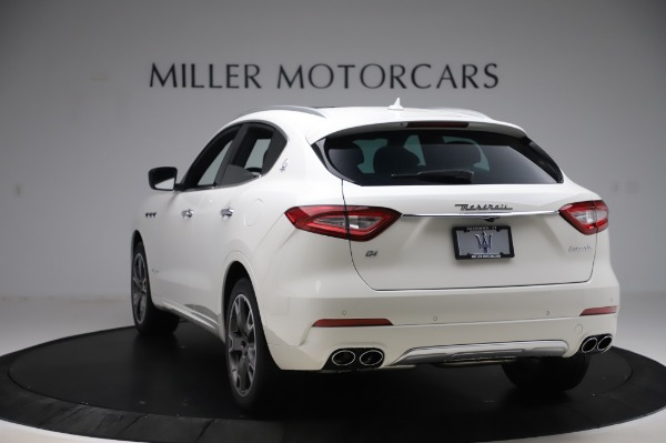 New 2020 Maserati Levante Q4 GranLusso for sale $87,449 at Rolls-Royce Motor Cars Greenwich in Greenwich CT 06830 5