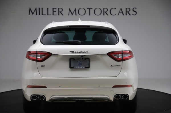 New 2020 Maserati Levante Q4 GranLusso for sale $87,449 at Rolls-Royce Motor Cars Greenwich in Greenwich CT 06830 6