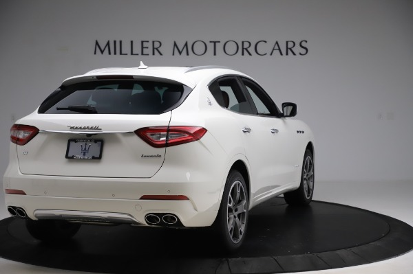 New 2020 Maserati Levante Q4 GranLusso for sale $87,449 at Rolls-Royce Motor Cars Greenwich in Greenwich CT 06830 7