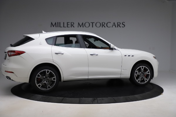 New 2020 Maserati Levante Q4 GranLusso for sale $87,449 at Rolls-Royce Motor Cars Greenwich in Greenwich CT 06830 8