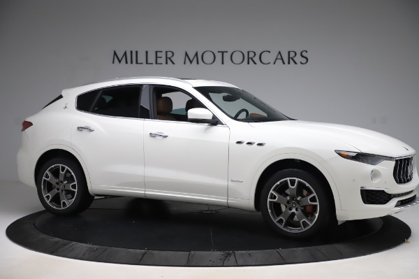 New 2020 Maserati Levante Q4 GranLusso for sale $87,449 at Rolls-Royce Motor Cars Greenwich in Greenwich CT 06830 9
