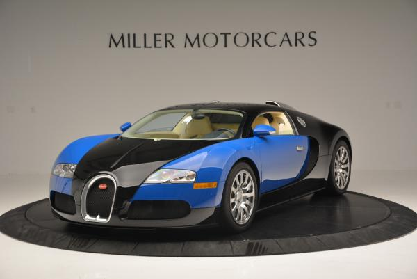 Used 2006 Bugatti Veyron 16.4 for sale Sold at Rolls-Royce Motor Cars Greenwich in Greenwich CT 06830 2