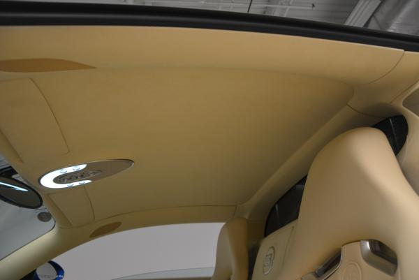 Used 2006 Bugatti Veyron 16.4 for sale Sold at Rolls-Royce Motor Cars Greenwich in Greenwich CT 06830 27