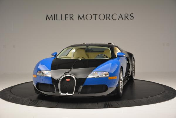 Used 2006 Bugatti Veyron 16.4 for sale Sold at Rolls-Royce Motor Cars Greenwich in Greenwich CT 06830 1