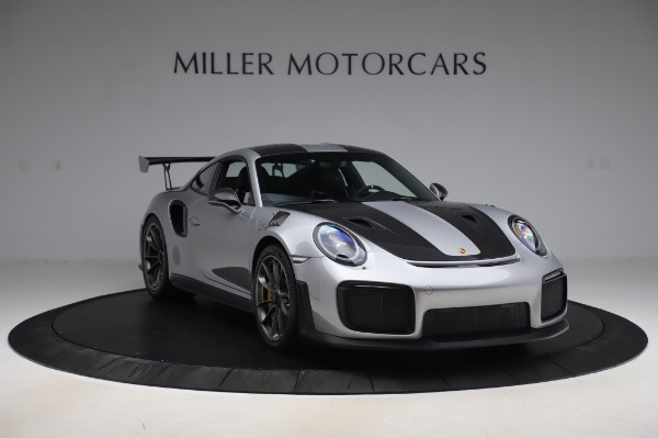 Used 2019 Porsche 911 GT2 RS for sale $316,900 at Rolls-Royce Motor Cars Greenwich in Greenwich CT 06830 10