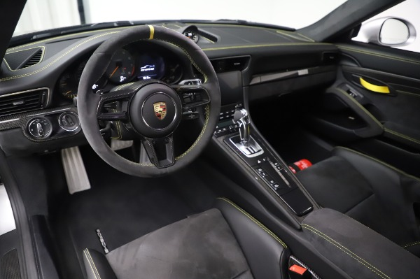 Used 2019 Porsche 911 GT2 RS for sale $316,900 at Rolls-Royce Motor Cars Greenwich in Greenwich CT 06830 13