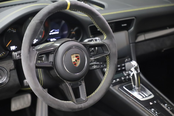 Used 2019 Porsche 911 GT2 RS for sale $316,900 at Rolls-Royce Motor Cars Greenwich in Greenwich CT 06830 16
