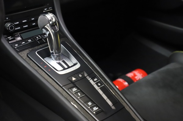 Used 2019 Porsche 911 GT2 RS for sale $316,900 at Rolls-Royce Motor Cars Greenwich in Greenwich CT 06830 18