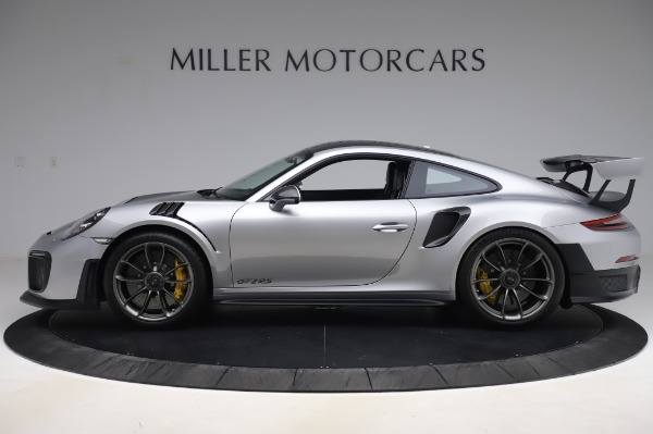 Used 2019 Porsche 911 GT2 RS for sale $316,900 at Rolls-Royce Motor Cars Greenwich in Greenwich CT 06830 2
