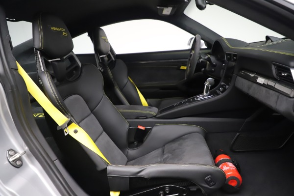Used 2019 Porsche 911 GT2 RS for sale $316,900 at Rolls-Royce Motor Cars Greenwich in Greenwich CT 06830 21
