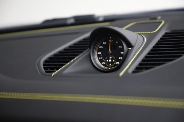 Used 2019 Porsche 911 GT2 RS for sale $316,900 at Rolls-Royce Motor Cars Greenwich in Greenwich CT 06830 25