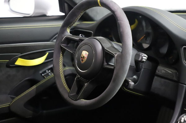 Used 2019 Porsche 911 GT2 RS for sale $316,900 at Rolls-Royce Motor Cars Greenwich in Greenwich CT 06830 26