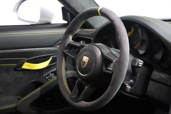 Used 2019 Porsche 911 GT2 RS for sale $316,900 at Rolls-Royce Motor Cars Greenwich in Greenwich CT 06830 27