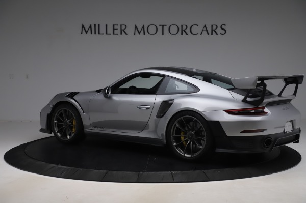 Used 2019 Porsche 911 GT2 RS for sale $316,900 at Rolls-Royce Motor Cars Greenwich in Greenwich CT 06830 3