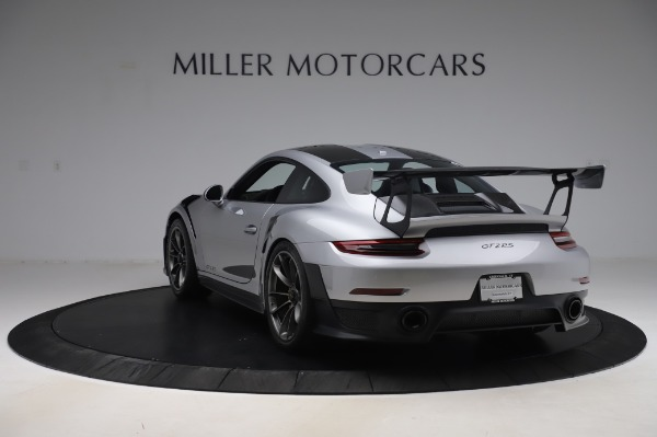 Used 2019 Porsche 911 GT2 RS for sale $316,900 at Rolls-Royce Motor Cars Greenwich in Greenwich CT 06830 4