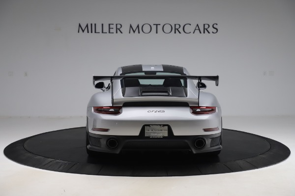 Used 2019 Porsche 911 GT2 RS for sale $316,900 at Rolls-Royce Motor Cars Greenwich in Greenwich CT 06830 5