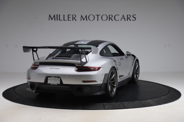 Used 2019 Porsche 911 GT2 RS for sale $316,900 at Rolls-Royce Motor Cars Greenwich in Greenwich CT 06830 6
