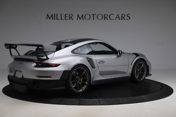 Used 2019 Porsche 911 GT2 RS for sale $316,900 at Rolls-Royce Motor Cars Greenwich in Greenwich CT 06830 7