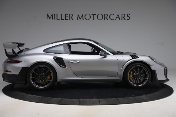 Used 2019 Porsche 911 GT2 RS for sale $316,900 at Rolls-Royce Motor Cars Greenwich in Greenwich CT 06830 8