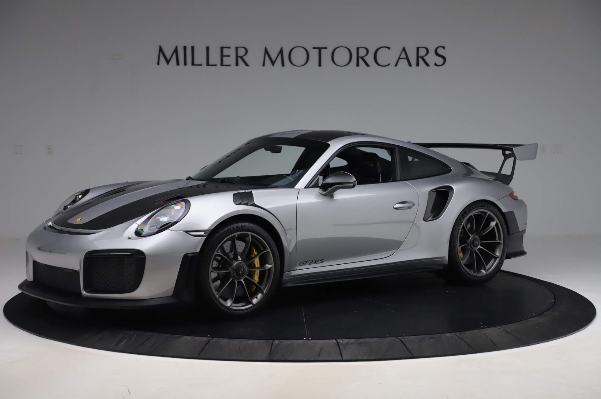 Used 2019 Porsche 911 GT2 RS for sale $316,900 at Rolls-Royce Motor Cars Greenwich in Greenwich CT 06830 1