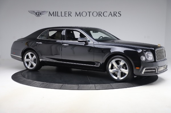 Used 2018 Bentley Mulsanne Speed for sale Sold at Rolls-Royce Motor Cars Greenwich in Greenwich CT 06830 10