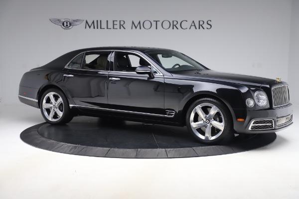 Used 2018 Bentley Mulsanne Speed for sale $239,900 at Rolls-Royce Motor Cars Greenwich in Greenwich CT 06830 10