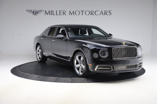 Used 2018 Bentley Mulsanne Speed for sale $239,900 at Rolls-Royce Motor Cars Greenwich in Greenwich CT 06830 11