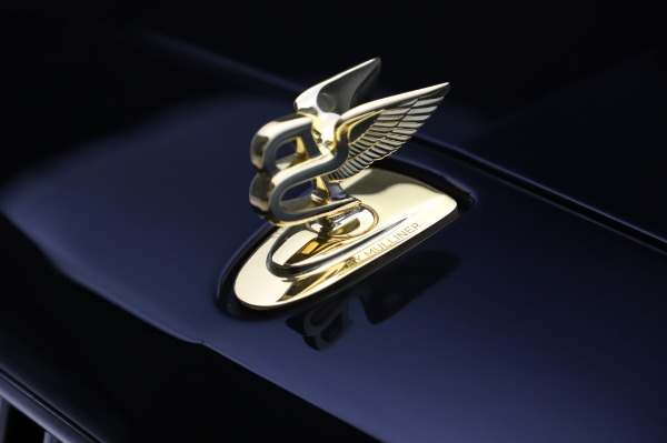 Used 2018 Bentley Mulsanne Speed for sale Sold at Rolls-Royce Motor Cars Greenwich in Greenwich CT 06830 14