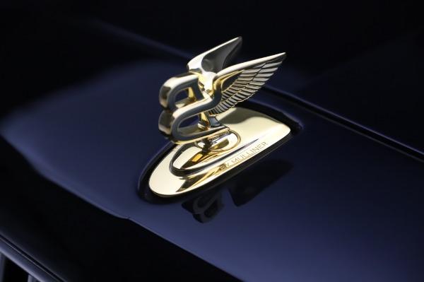 Used 2018 Bentley Mulsanne Speed for sale $239,900 at Rolls-Royce Motor Cars Greenwich in Greenwich CT 06830 14