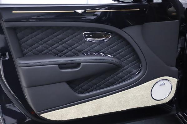 Used 2018 Bentley Mulsanne Speed for sale $239,900 at Rolls-Royce Motor Cars Greenwich in Greenwich CT 06830 17