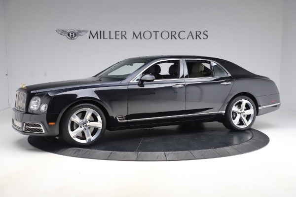 Used 2018 Bentley Mulsanne Speed for sale Sold at Rolls-Royce Motor Cars Greenwich in Greenwich CT 06830 2