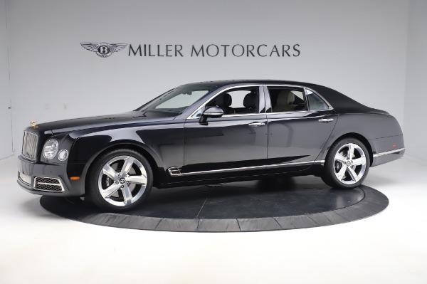 Used 2018 Bentley Mulsanne Speed for sale $239,900 at Rolls-Royce Motor Cars Greenwich in Greenwich CT 06830 2